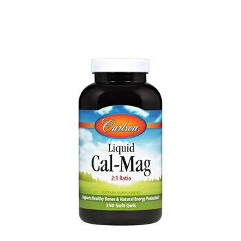 Liquid Cal-Mag 2:1 Ratio | GNC