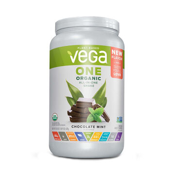 Organic All-In-One Protein - Chocolate MintChocolate Mint | GNC