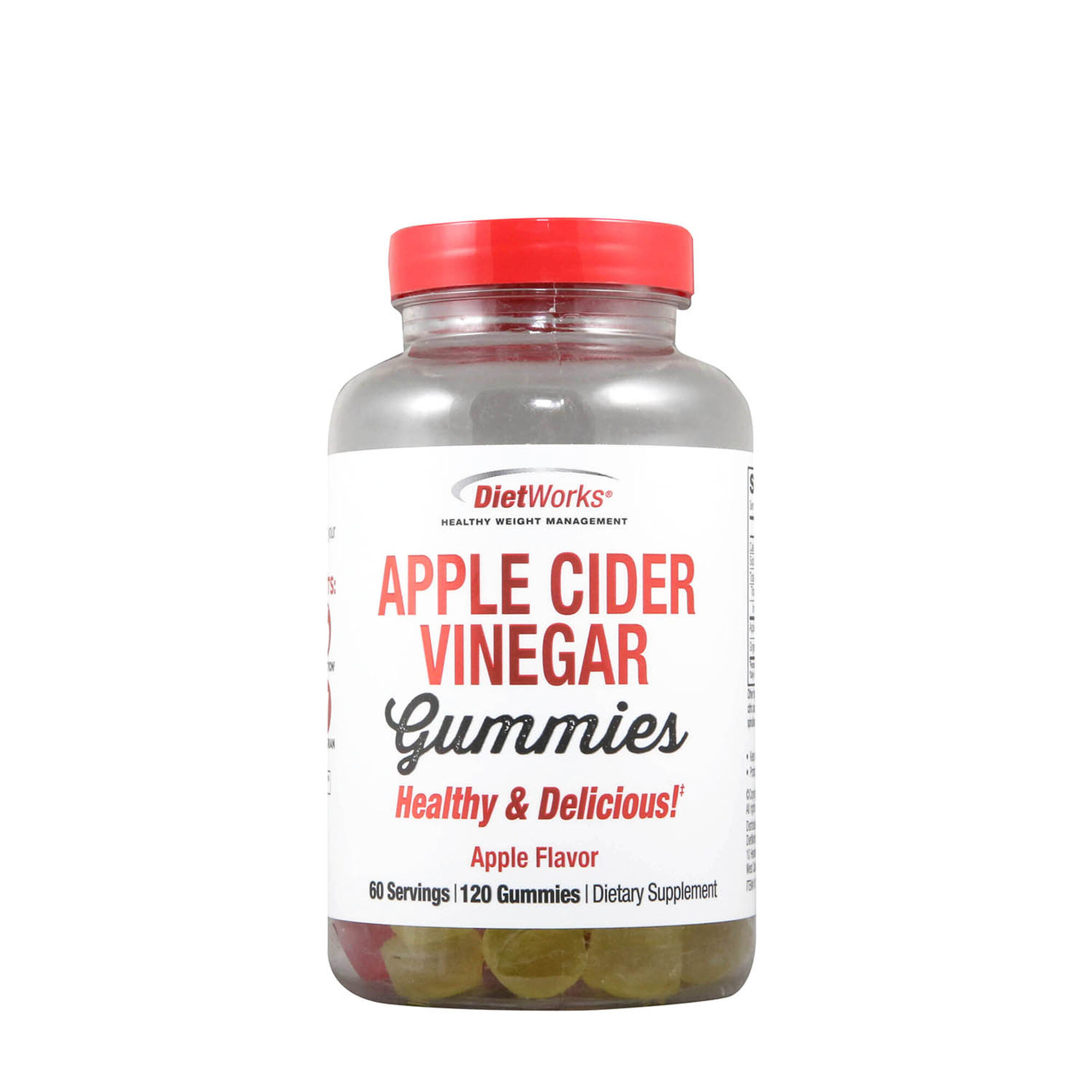 Apple Cider Vinegar Gummies For Weight Loss, Healthy Detox
