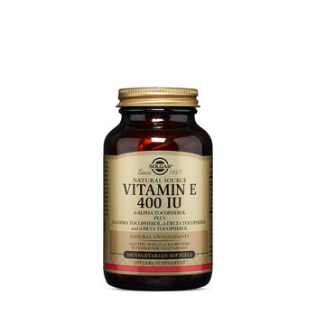 Vitamin E 268 MG | GNC