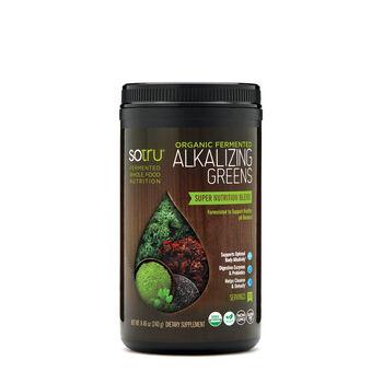 Organic Fermented Alkalizing Greens | GNC