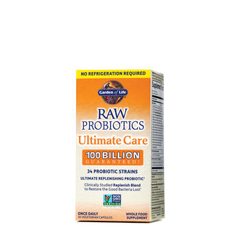 Raw Probiotics Ultimate Care | GNC