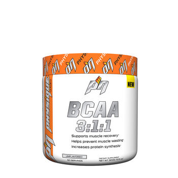 BCAA 3:1:1 - Unflavored | GNC