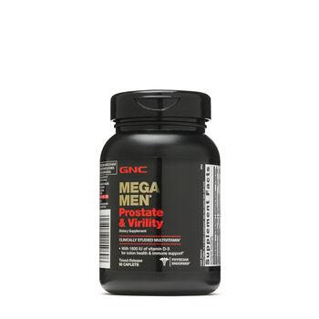 d82b0be61 GNC Mega Men Prostate   Virility Multivitamin
