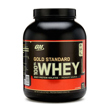 Gold Standard 100% Whey™ - Delicious StrawberryDelicious Strawberry | GNC