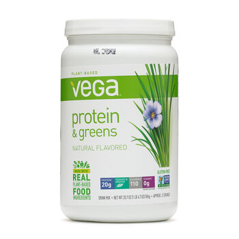 Protein & Greens - NaturalNatural Flavor   GNC