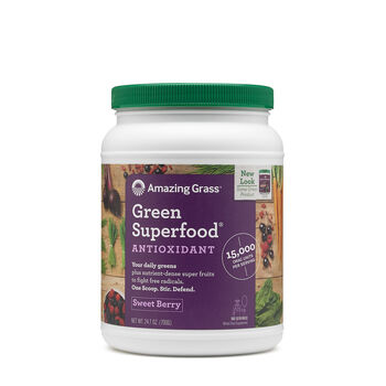 Green Superfood® Antioxidant - Sweet Berry | GNC