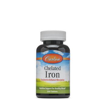 Chelated Iron 2:1 Ratio | GNC
