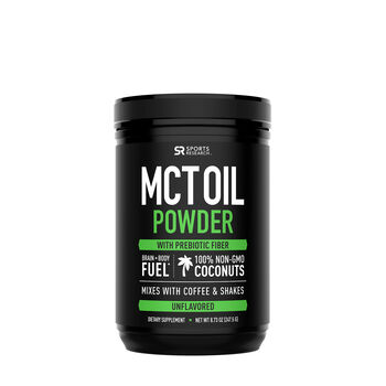 MCT Oil Powder - Unflavored | GNC