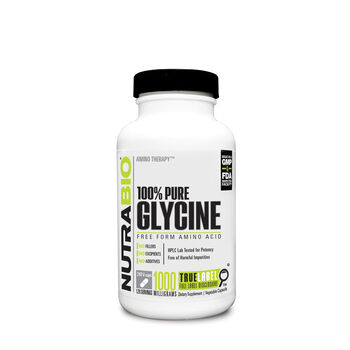 Amino Therapy™ 100% Pure Glycine | GNC