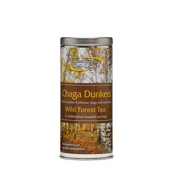 Chaga Dunkers Wild Forest Tea   GNC