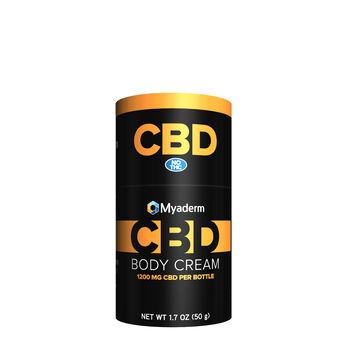 CBD Body Cream   GNC