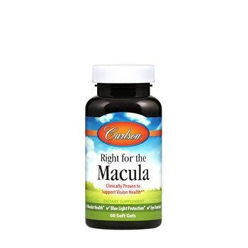 Right for® the Macula - Orange | GNC