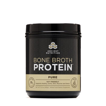 Bone Broth Protein™ - PurePure | GNC