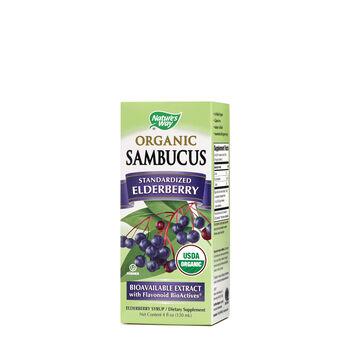 Sambucus Organic - Syrup | GNC