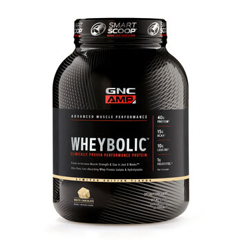 Wheybolic™ - White ChocolateWhite Chocolate | GNC