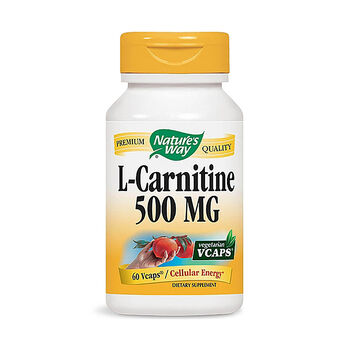 L-Carnitine 500 MG | GNC