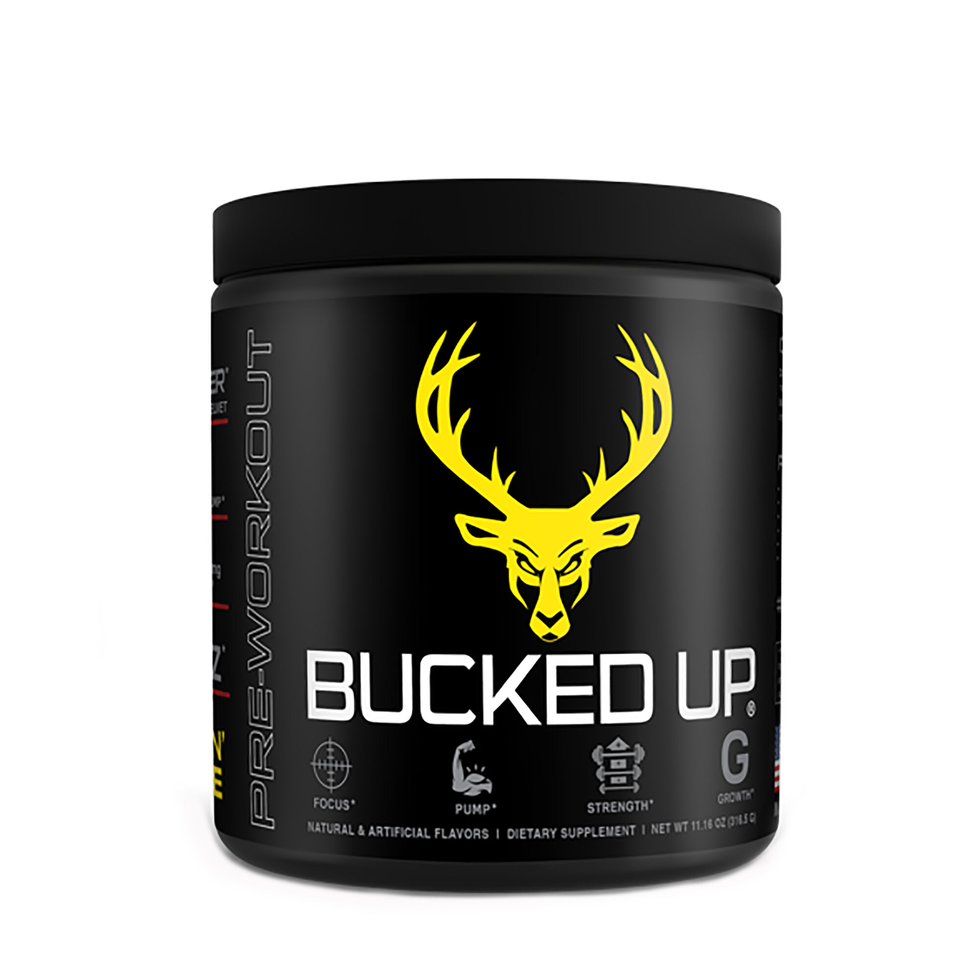 DAS Labs Bucked Up® Pre Workout - Gym N' Juice | GNC