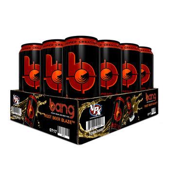 BANG® - Root Beer Blaze™Root Beer Blaze™   GNC