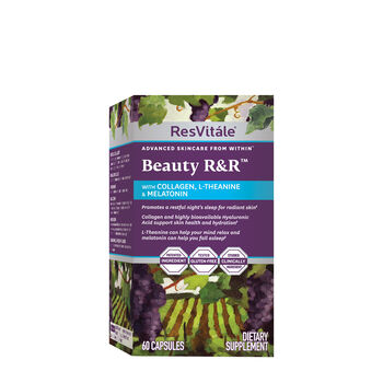 Beauty R&R™ with Collagen, L-Theanine and Melatonin | GNC