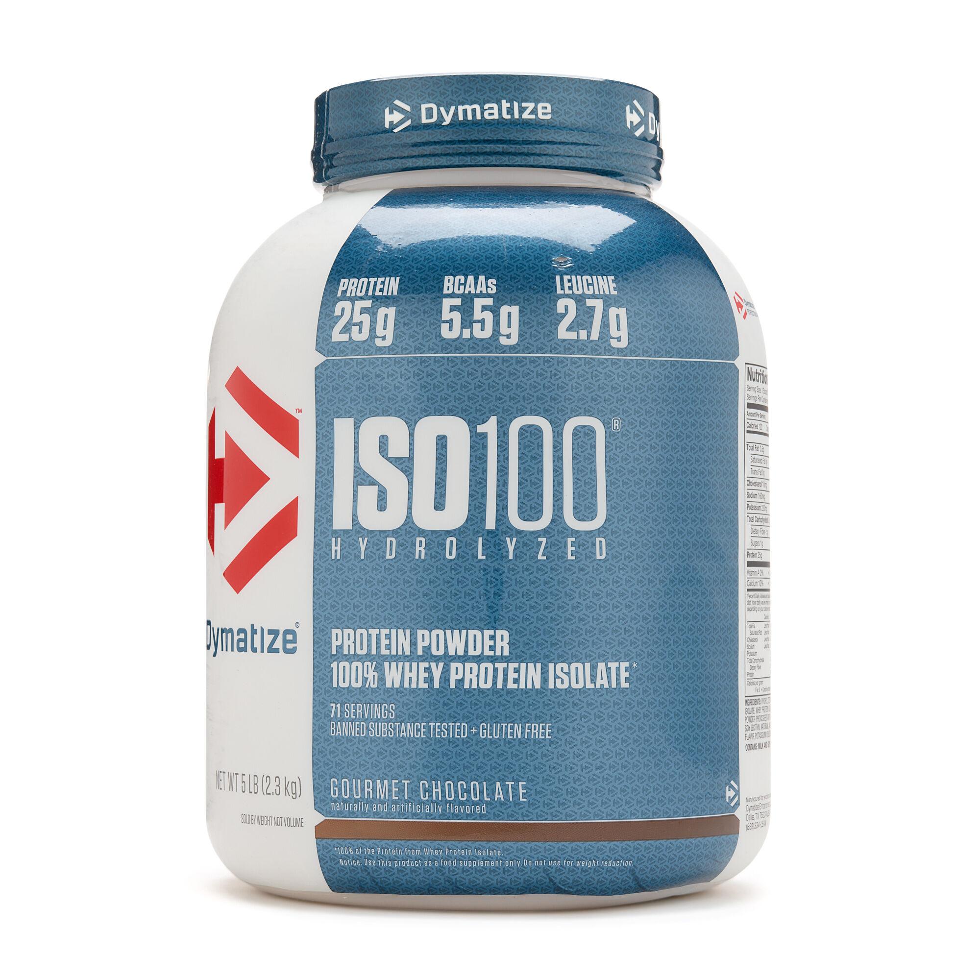Iso 100 Protein Powder Nutrition Facts   Besto Blog