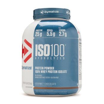 מודיעין Dymatize® Nutrition ISO•100® - Gourmet Chocolate | GNC DK-33
