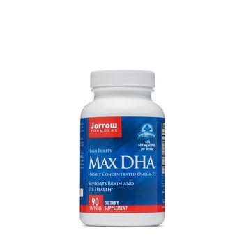 Max DHA | GNC