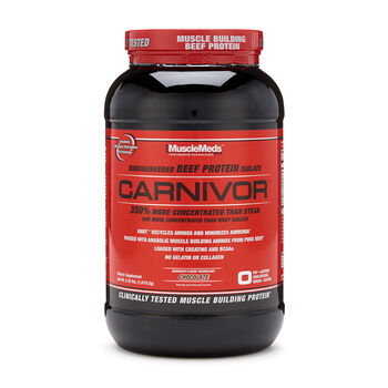 Carnivor™ - ChocolateChocolate | GNC
