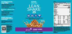 gnc lean shake 25 fogyás vélemény