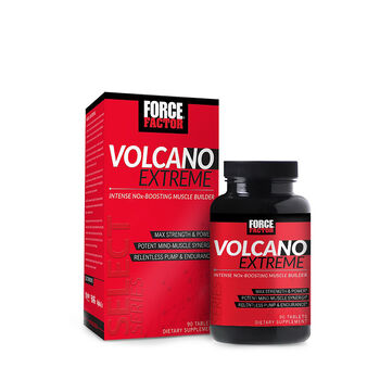 Volcano Extreme Intense NOx-Boosting Muscle Builder | GNC