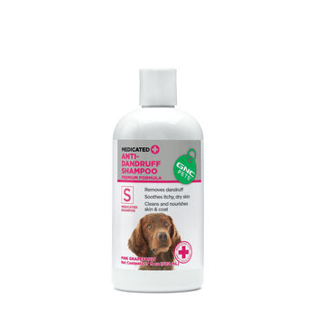Medicated Anti-Dandruff Shampoo - Pink Grapefruit   GNC