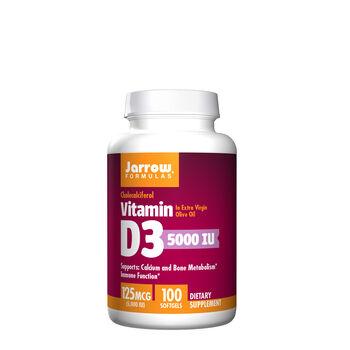 Vitamin D3 5000 IU | GNC