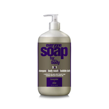 3 in 1 Soap - Lavender and AloeLavender and Aloe | GNC