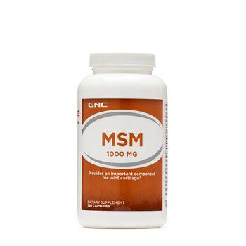 MSM 1000 MG | GNC