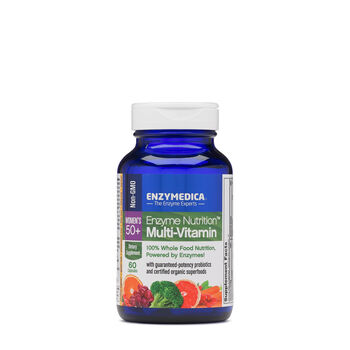 Enzyme Nutrition™ Women's 50+ Multi-Vitamin | GNC