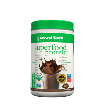 Superfood Protein™ - Rich ChocolateRich Chocolate | GNC