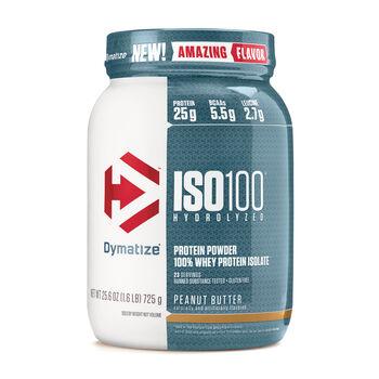 ISO 100® - Peanut ButterPeanut Butter | GNC