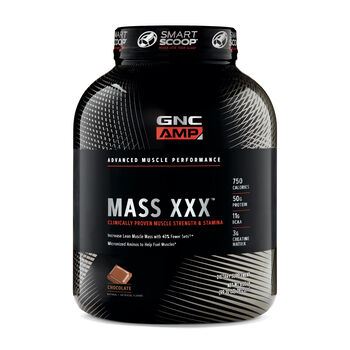 Mass XXX™ - ChocolateChocolate | GNC