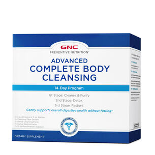Department | Cleansing & Detox | GNC