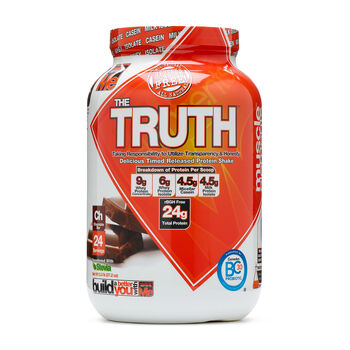 The TRUTH - Chocolate BarChocolate Bar   GNC