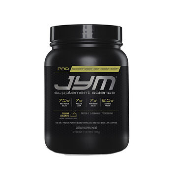 Pro Jym Protein - Banana Cream PieBanana Cream Pie | GNC