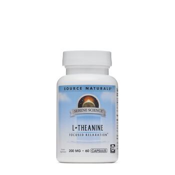 L-Theanine 200 MG | GNC