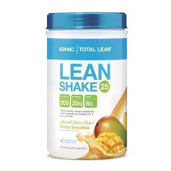 Lean Shake™ 25 - Mango SmoothieMango Smoothie | GNC