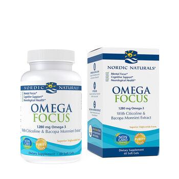 Omega Focus | GNC