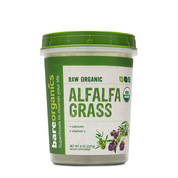 Alfalfa Grass Powder | GNC