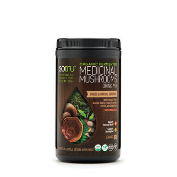 Organic Fermented Medicinal Mushrooms Drink Mix - Citrus | GNC