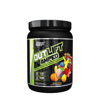 Outlift® Amped - Fruit CandyFruit Candy | GNC