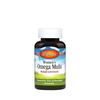 Women's Omega Multi | GNC