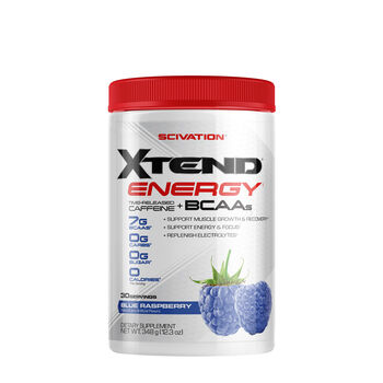 Energy - Blue RaspberryBlue Raspberry | GNC