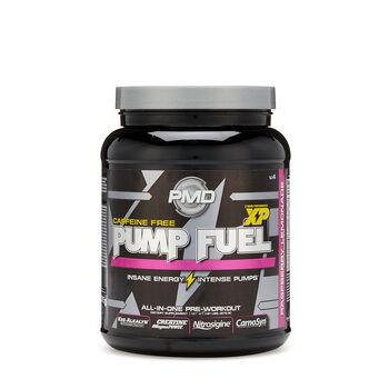 Pump Fuel® Caffeine Free - Raspberry Lemonade | GNC